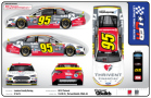 2015 NSCS No. 95 Thrivent Builds Ford Fusion (Rendition)