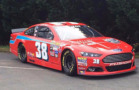 2015 NSCS No. 38 NASCAR Hall of Fame Inductee Jerry Cook Ford Fusion