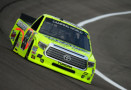 2015 NCWTS Driver, Matt Craftong on track at Homestead-Miami Speedway in the No. 88 Ideal Door/Menards Toyota Tundra - Photo Credit: Robert Laberge/Getty Images