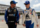 2015 NSCS Drivers, Jimmie Johnson and Jeff Gordon - Photo Credit: Brian Lawdermilk/Getty Images