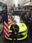 NXS Driver Cale Conley Joins America's Parade Honoring Veterans with IAVA
